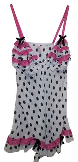 Preload https://item4.tradesy.com/images/cacique-cacique-by-lane-bryant-polka-dot-babydoll-size-1820-2x-4764118-0-0.jpg?width=440&height=440