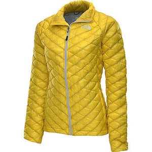 Womens North Face Dandelion Yellow Jacket