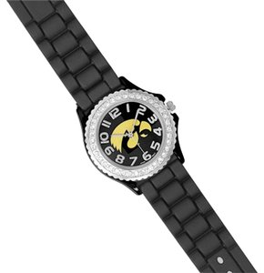 Other Collegiate Licensed University of Iowa Ladies' Fashion Watch