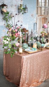 Timeless Elegant Wedding Decor