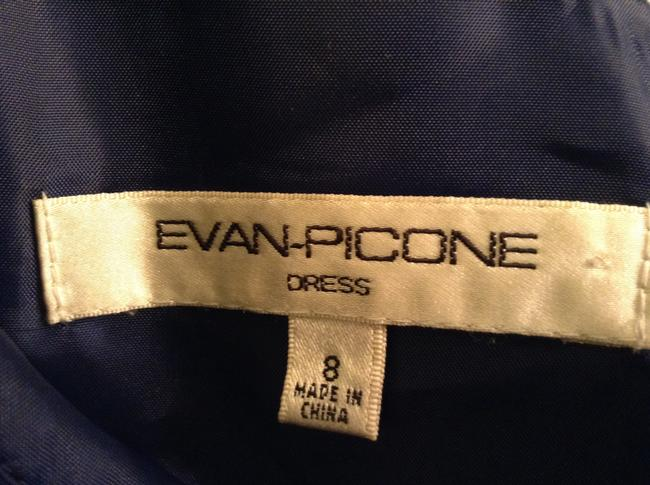 Evan Picone 56% Nylon 44% Polyester Dress