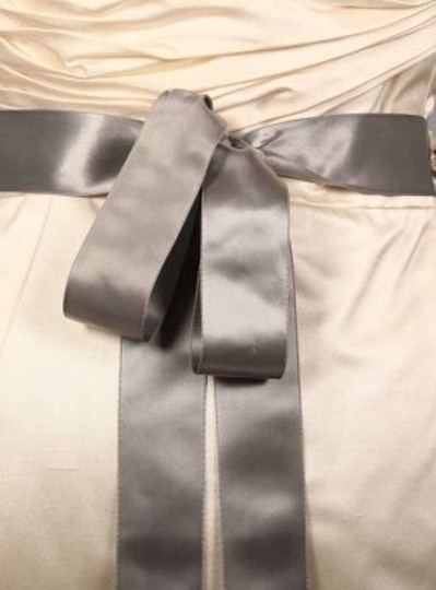 Anne Barge Platinum Lf193 B Beaded Embellished Sash Sashes