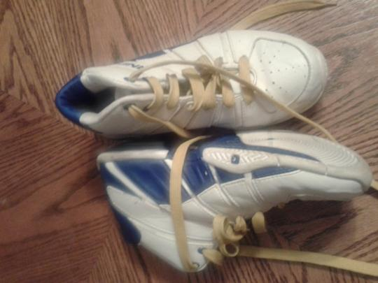 Other white/blue Athletic