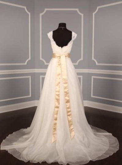 Champagne Your Dream Dress Exclusive B502 Embellished Sash