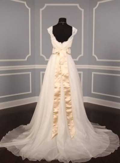 Champagne Your Dream Dress Exclusive B512 Beaded Satin Sash