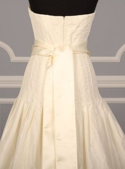 Ivory Your Dream Dress Exclusive Crystal Beaded B513 Satin Sash Sashes