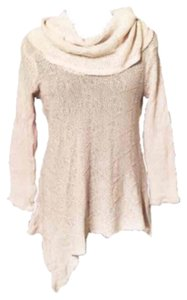 Saks Fifth Avenue Top Creme/Off-White