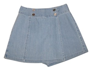 Talbots Skort Denim