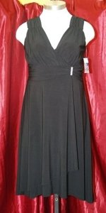 Black Short Black Dress Size: 16 Dress