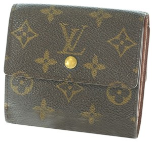 127a93c03cdb1 Louis Vuitton (GREAT CONDITION) Authentic LOUIS VUITTON Portemonnaie  Bi-Fold Wallet Monogram Canvas