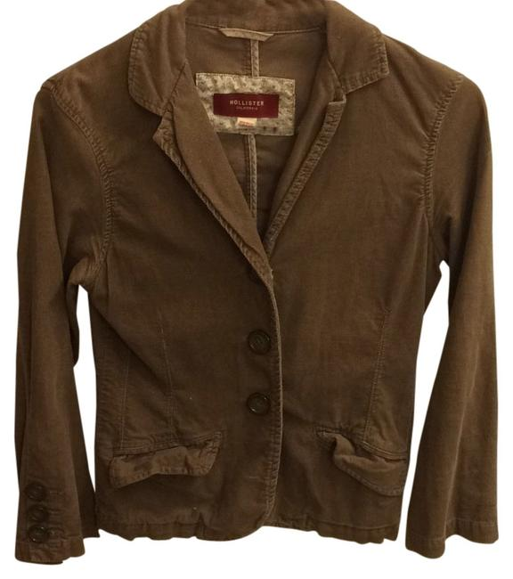 Hollister Brown Blazer