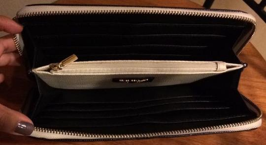 Other Poverty Flats by Rian Black/Cream Wallet