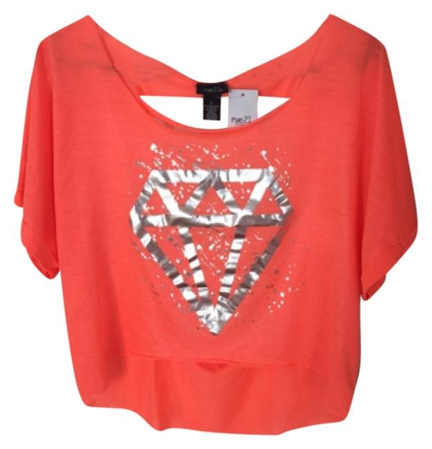 Preload https://item4.tradesy.com/images/rue-21-cool-blouse-size-8-m-4784128-0-0.jpg?width=400&height=650