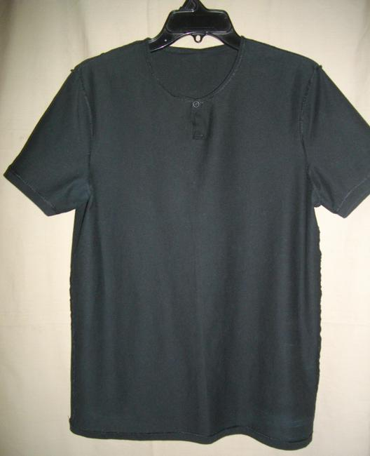 A|X Armani Exchange Black A/X Armani Exchange Large T Shirt Pullover Short Sleeve Stretch