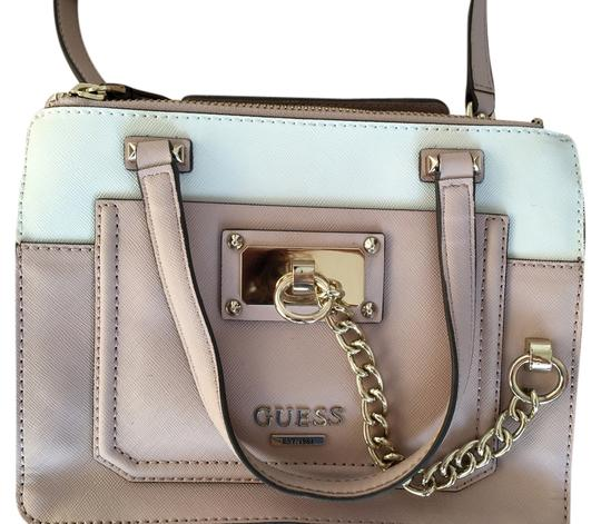 Preload https://item1.tradesy.com/images/guess-white-and-light-pink-leather-cross-body-bag-4785535-0-0.jpg?width=440&height=440