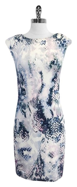 Other short dress Print Cap Sleeve on Tradesy