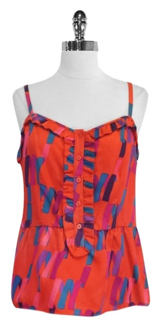 Marc by Marc Jacobs Silk Cotton Top