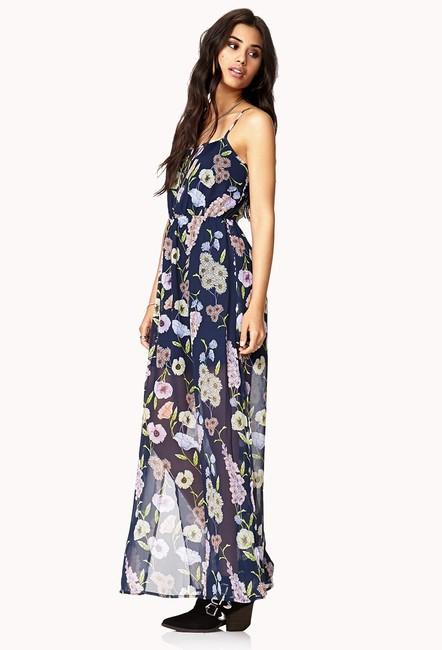 Maxi Dress by Forever 21 Summer Maxi Bohemian