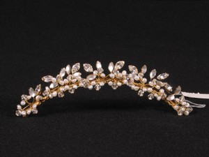 Your Dream Dress Exclusive R3-4745 Gold Tiara Bridal Headpiece