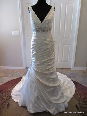 Maggie Sottero Adorae Louise Jsm1379 Wedding Dress