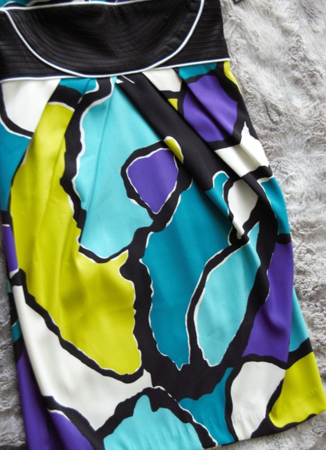 XOXO Colorful Cocktail Dress