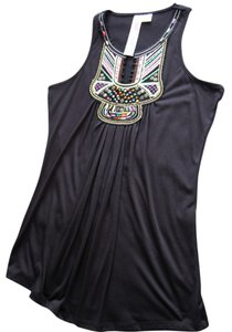 Ultra Flirt short dress Beaded Embroidered Summer Bohemian on Tradesy