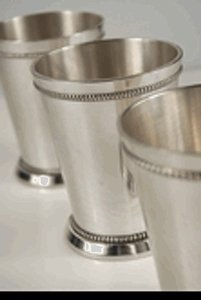 Silver 9 Silver-plated Mint Jupel Cups Tableware