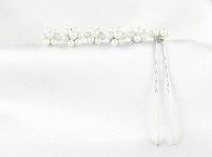 Toni Federici Toni Federici Pearl Flower Hair Pins Set Of 6