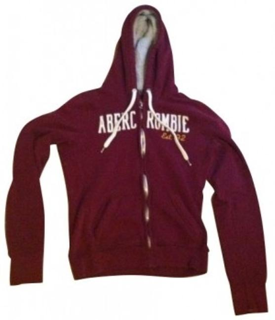 Preload https://item1.tradesy.com/images/abercrombie-and-fitch-maroon-sweatshirthoodie-size-8-m-4800-0-0.jpg?width=400&height=650