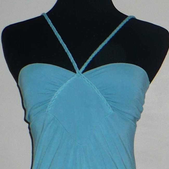 Ella Moss short dress Cornflower Blue Braided Bandeau on Tradesy