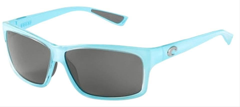 713bbb5eea70 Costa Del Mar Costa Del Mar Caballito Ocean Blue with Grey Polarized Lens  Image 0 ...