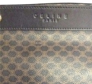 Céline Satchel in Black And Brown