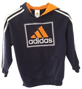 adidas Boys Youth Small Pullover Sportswear Sweatshirt