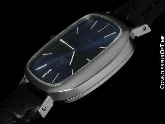 Omega 1973 Omega DeVille Mens Automatic Retro Full Size Watch - Stainless Steel