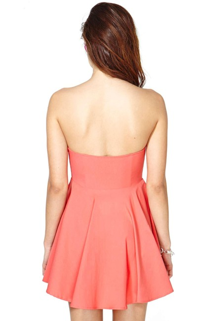 Nasty Gal Sweetheart Strapless Party Dress