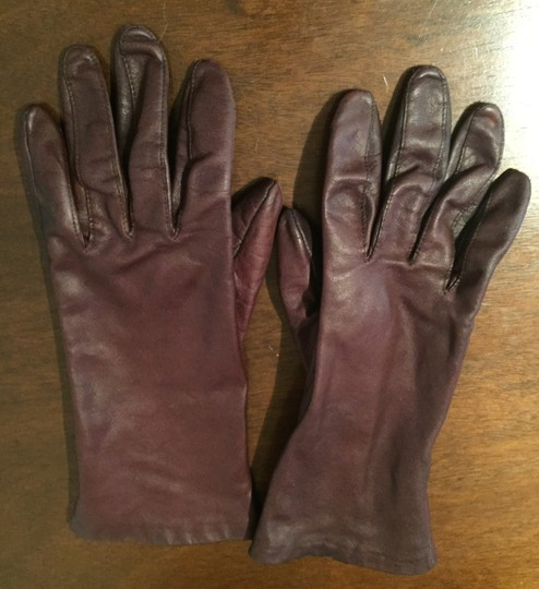 Other Authentic Italian Made Leather Gloves - (size S/M) for Laurie C.