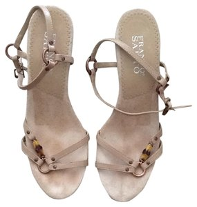 Franco Sarto Wedding Dress Prom Event Dance Sandals