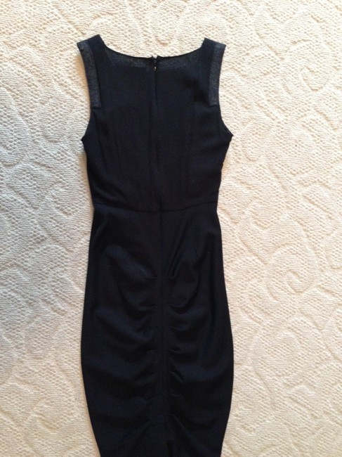 Max Mara Sportmax Knee Length Work Little Black Dress