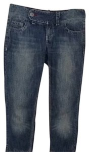 Tommy Hilfiger Capri/Cropped Denim-Distressed
