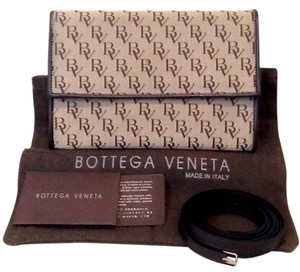Bottega Veneta Clutch Wallet Cross Body Bag