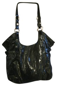 Elliott Lucca Leather Hobo Bag