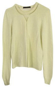 Alexander Wang Top Light Yellow