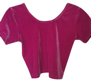 American Apparel Top Pink