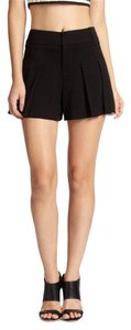 Alice + Olivia Shorts Black