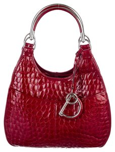 Dior 61 Tote Satchel Hobo Bag