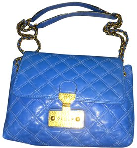 Marc Jacobs Leather Quilted Shoulder Bag