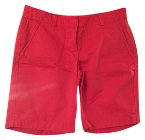 J.Crew Bermuda Shorts Hot pink