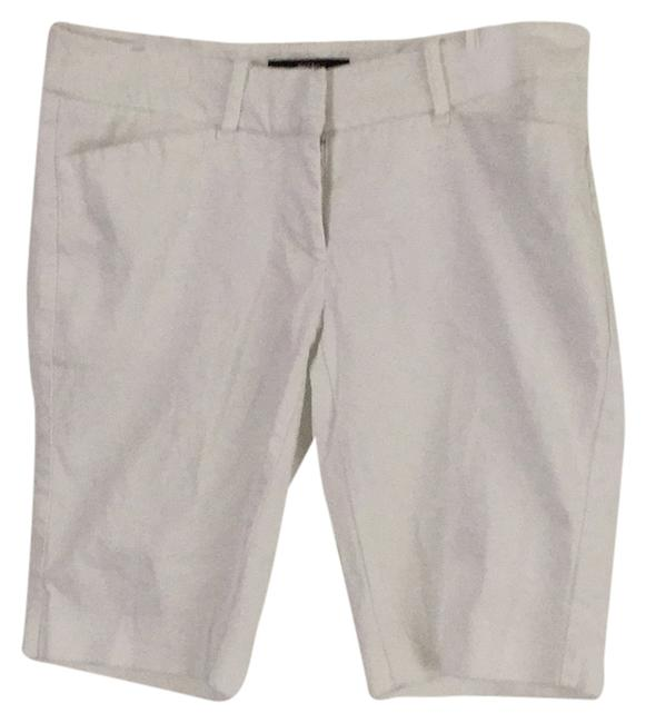 Mossimo Supply Co. Bermuda Shorts White