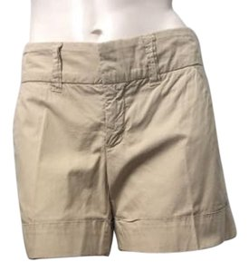 Billy Blues Cuffed Shorts Khaki