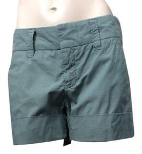Billy Blues Cuffed Shorts Teal